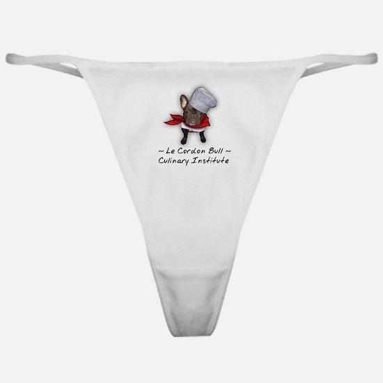Le Cordon Bull Classic Thong