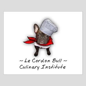 Le Cordon Bull Small Poster