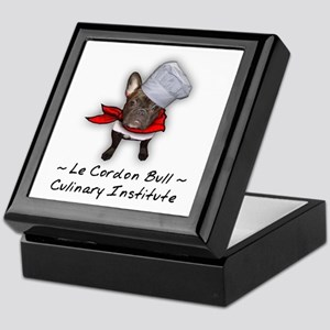 Le Cordon Bull Keepsake Box