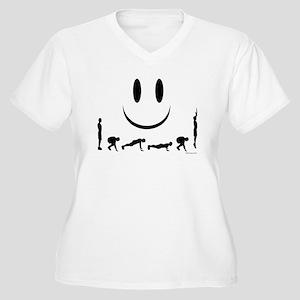 Burpees Plus Size T-Shirt