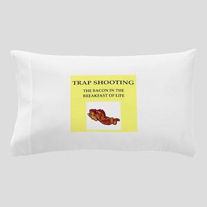 trap shooting Pillow Case