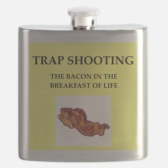 trap shooting Flask