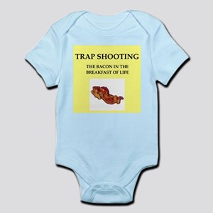trap shooting Body Suit