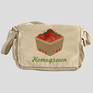 Homegrown Messenger Bag