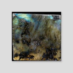 Labradorite - Square Sticker 3