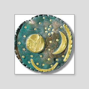 Nebra sky disk, Bronze Age - Square Sticker 3