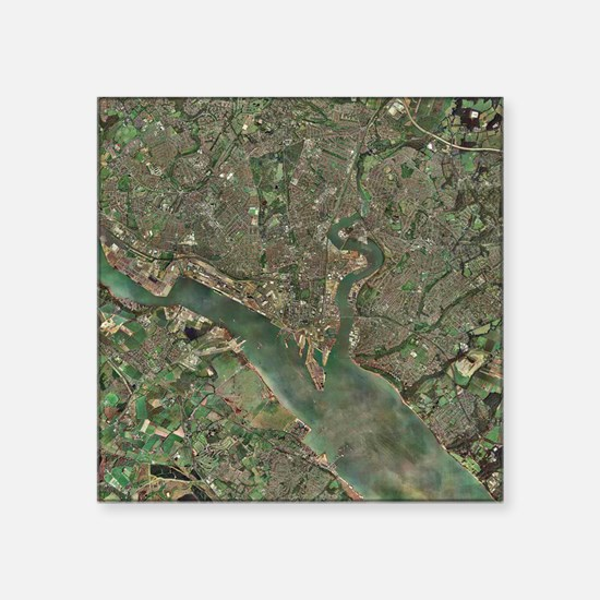 Southampton, UK, aerial photograph - Square Sticke