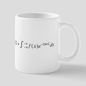 Fourier Transform Mugs