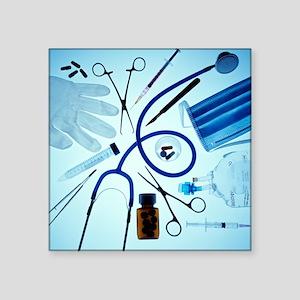 Medical equipment - Square Sticker 3
