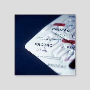 Prozac - Square Sticker 3