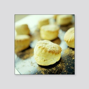 Scones - Square Sticker 3
