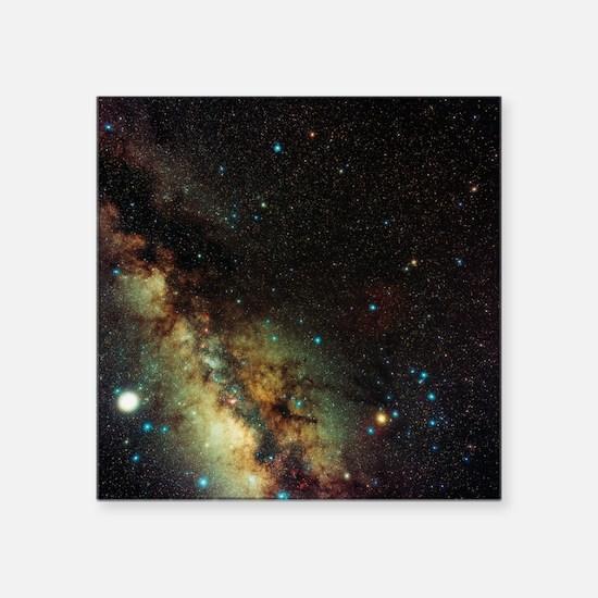 Centre of Milky Way - Square Sticker 3