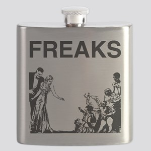 FREAKS design Flask