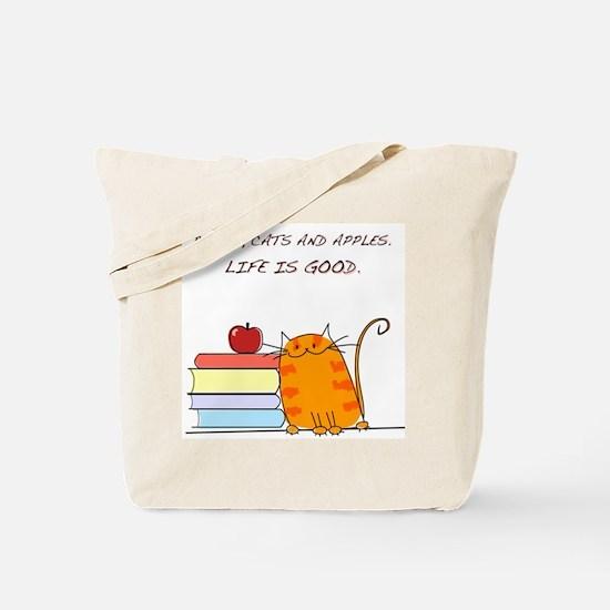 lifeisgood Tote Bag