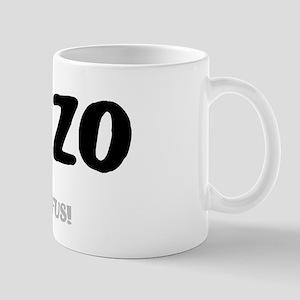 BOZO - DOOFUS! Small Mug