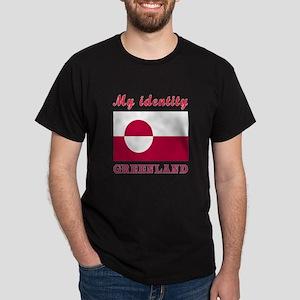 My Identity Greenland Dark T-Shirt