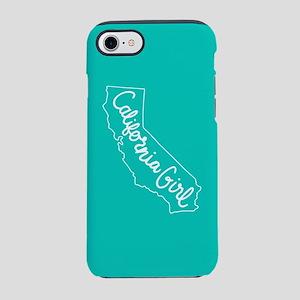 California Girl iPhone 7 Tough Case