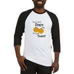Can't Scare - Halloween Baseball Jersey