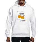 Can't Scare - Halloween Hooded Sweatshirt