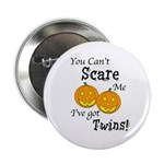 Can't Scare - Halloween Button