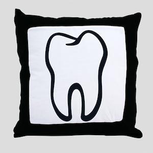 Tooth / Zahn / Dent / Diente / Dente / Tand Throw