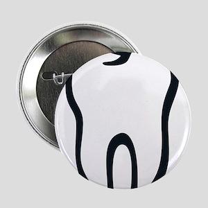 "Tooth / Zahn / Dent / Diente / Dente / Tand 2.25"""