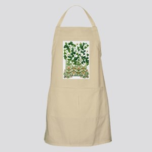 Celtic Shamrock Apron
