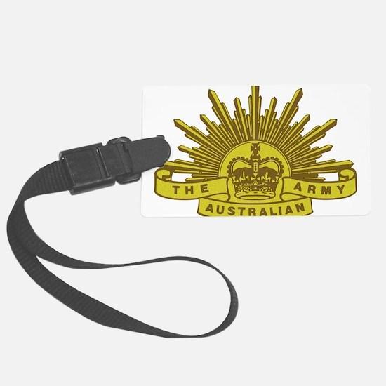 The Australian Army badge e5 Luggage Tag