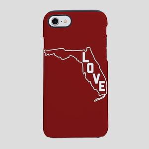Florida Love iPhone 7 Tough Case