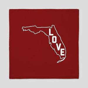 Florida Love Queen Duvet