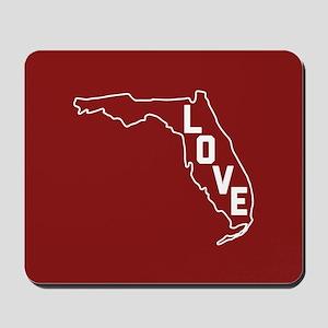 Florida Love Mousepad