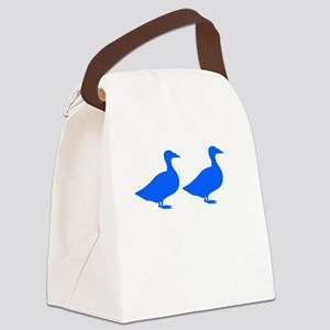 Duck Duck Canvas Lunch Bag
