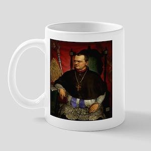 Gregor Mendel 1822-84 Mug