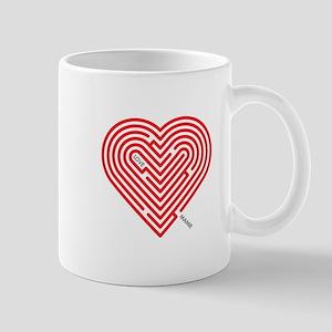 I Love Mamie Mug