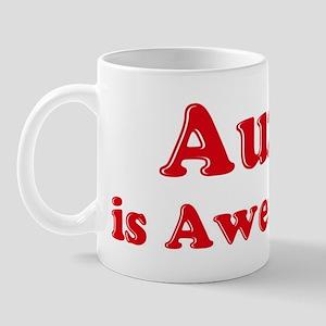 Aura is Awesome Mug