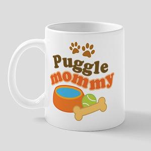 Puggle Mommy Dog Mom Mug