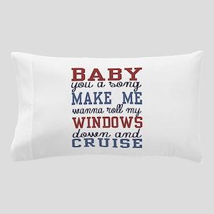 Cruise Pillow Case