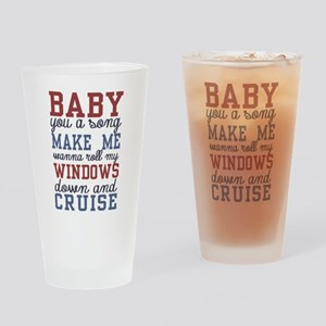Cruise Drinking Glass