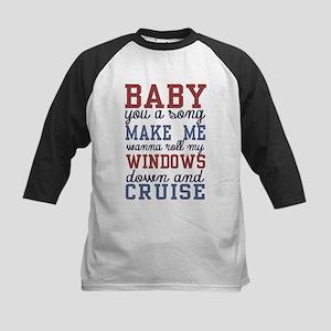 Cruise Baseball Jersey