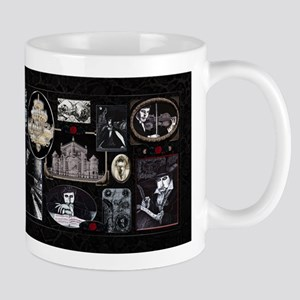 Phantom Phantasia Collage Mugs
