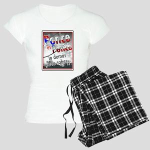 Ponce es ponce Pajamas