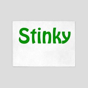 Stinky 5'x7'Area Rug