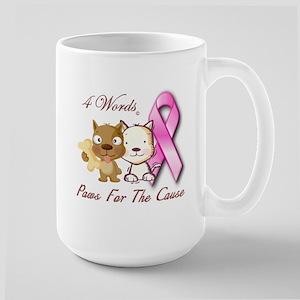 Paws for the Cause Mug