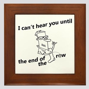 until the end of the row Framed Tile