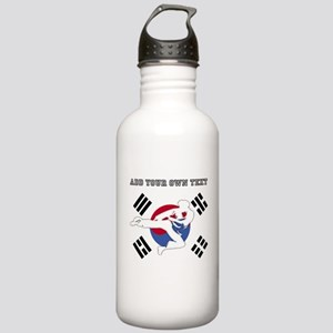 Taekwondo Water Bottle