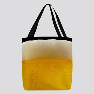 Beer Polyester Tote Bag