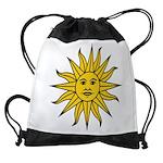 Sun of May Drawstring Bag