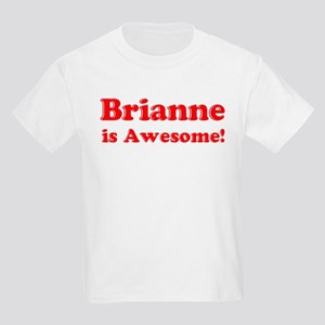 Brianne is Awesome Kids T-Shirt