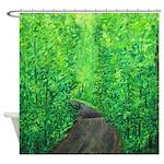 Catskills Spring Shower Curtain