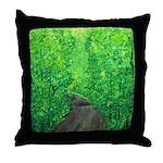 Catskills Spring Throw Pillow